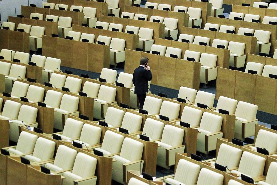 «Справедливая Россия» предлагает внести в регламент Госдумы поправки, позволяющие прекращать полномочия депутата, если он более полугода подряд без уважительных причин не участвует в работе палаты