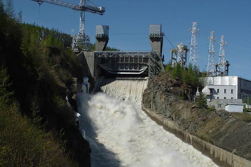 Каскад Вилюйских ГЭС