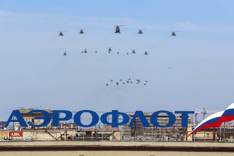 «Аэрофлот» ищет консультанта по ремаркетингу флота