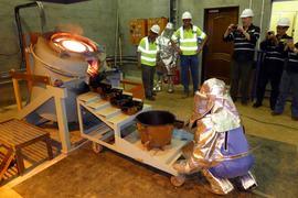 Британская компания Aureus Mining добывает золото в Либерии