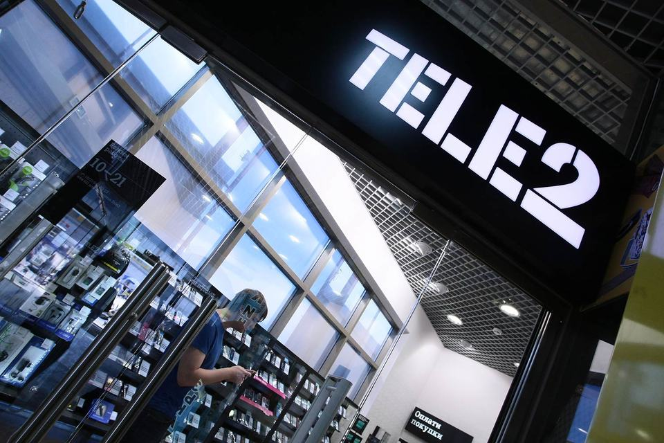 У Tele2, в отличие от конкурентов, до сих пор не было опыта продажи брендированных смартфонов