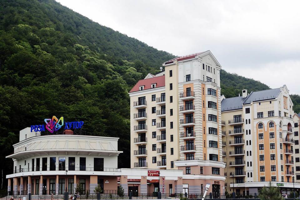 Горнолыжный курорт «Роза Хутор» Владимира Потанина начал продажу пакетных туров