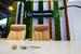 Фирменный стиль «Россельхозбанка» основан на ритмичной композиции линий, символизирующий разнотравье Русского поля, описывается в закупочной документации. По данным госзакупки, в оформлении стенда приветствовались нестандартные подходы, новые ракурсы, интересные конструктивные и цветовые решения