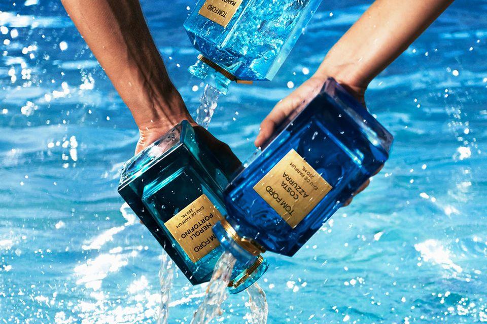 Ароматы Tom Ford Velvet Orchid и Tom Ford Mandarino di Amalfi названы лучшими в категории люкс на премии Fragrance Foundation Awards