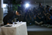Акио Тойода во время пресс-конференции
