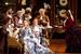 Опера Рихарда Штрауса «Кавалер розы» – один из самых красивых спектаклей Большого театра последних лет. Спектакль Стивена Лоулесса охватывает три эпохи венской жизни. Интернациональным составов певцов дирижирует Стефан Солтеш. 19, 20, 21 июня в 18 часов
