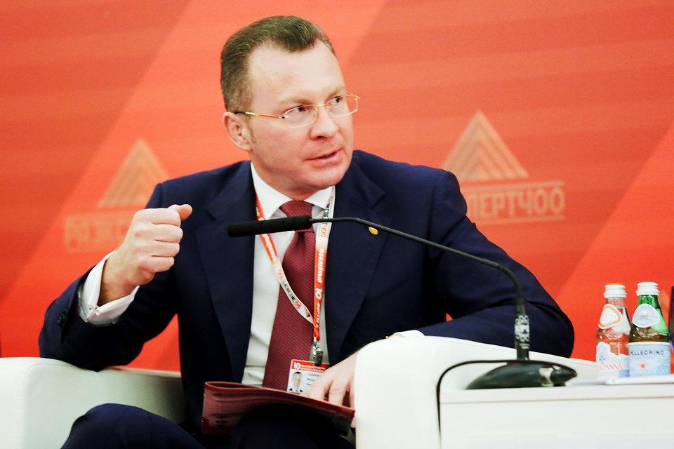 Президент «Евроцемент груп» Михаил Скороход
