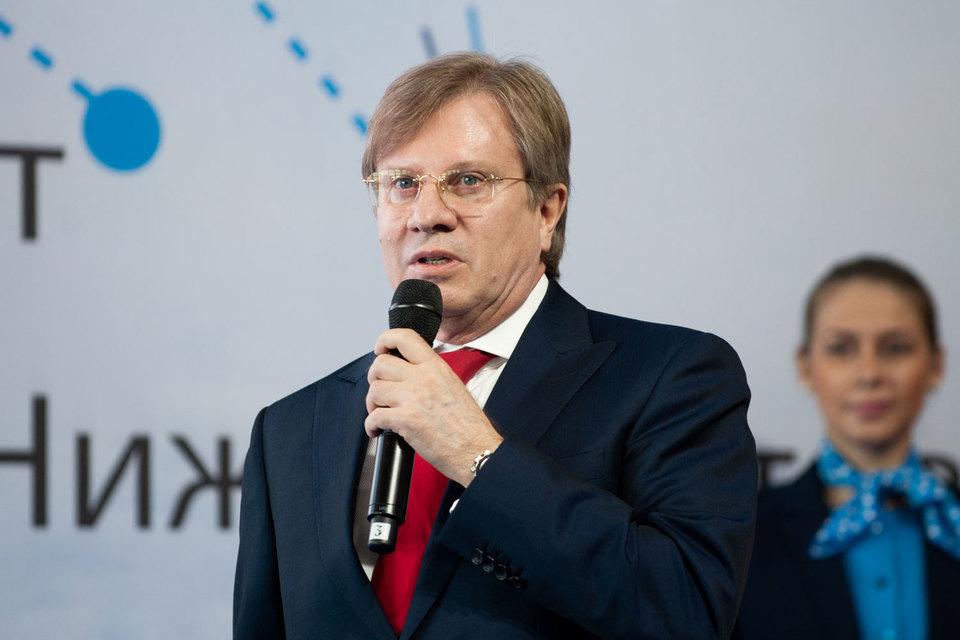 Гендиректор «Аэрофлот» Виталий Савельев