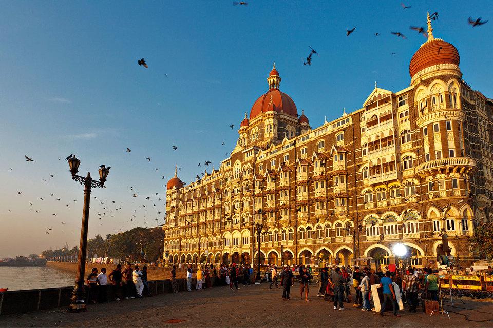 В индийских отелях сети Taj Group прежде жили индийские принцы и принцессы