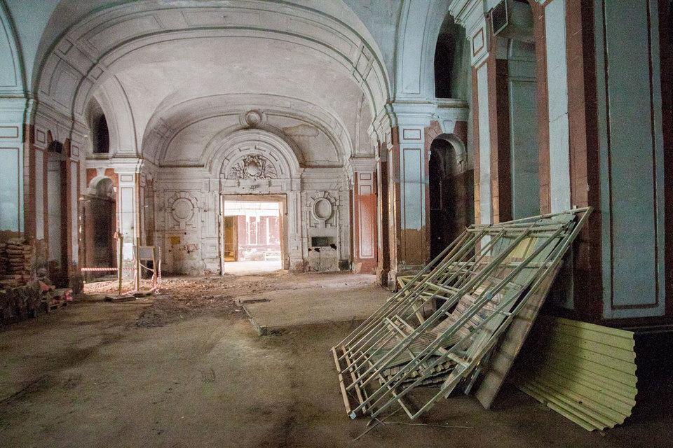 «Плаза лотос групп» Зингаревичей может лишиться проекта по реконструкции здания Конюшенного ведомства