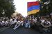 Как сообщает «Интерфакс», вечером во вторник несколько сотен человек вновь собрались на площади Свободы в центре Еревана