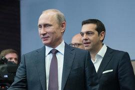 Премьер-министр Греции Алексис Ципрас зачастил в Россию