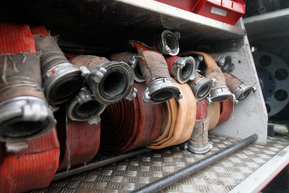 В Саратове полчаса горел НПЗ «Роснефти»