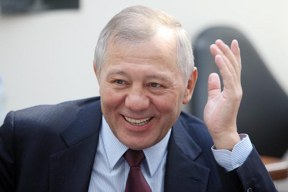 Генеральный директор группы компаний ТАИФ Альберт Шигабутдинов