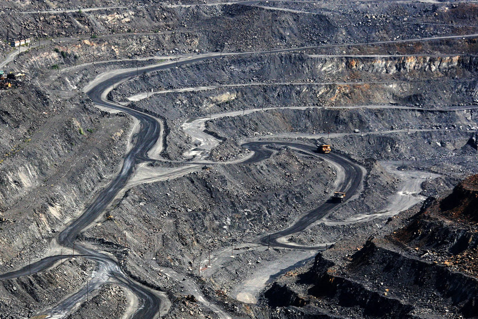 Цены на руду  и уголь разошлись