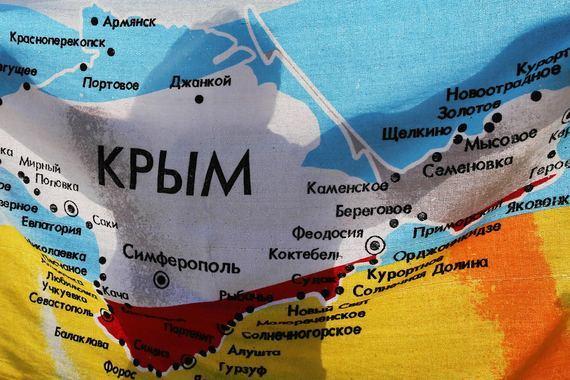 Янукович назвал присоединение Крыма к России «трагедией»