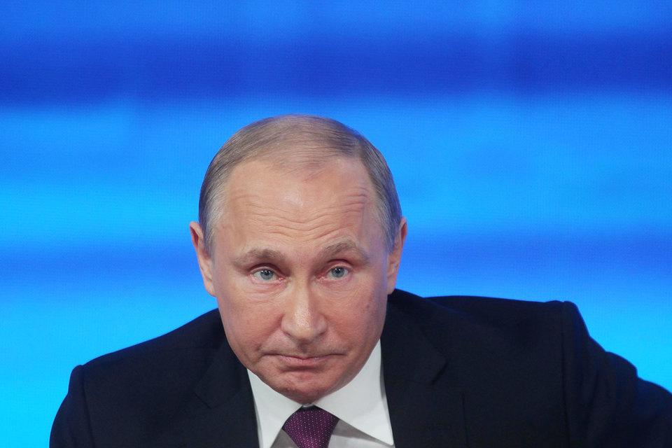 Закон об иностранных агентах ввели не зря, уверен президент Путин