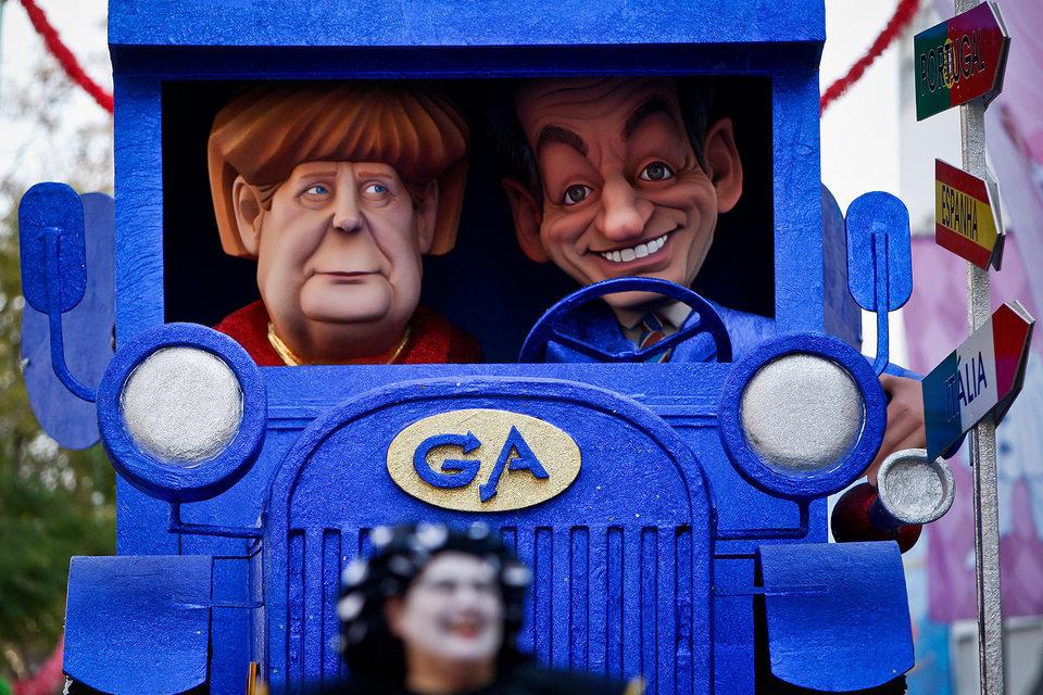 Экономика еврозоны набрала ход –  во многом благодаря Германии и Франции
