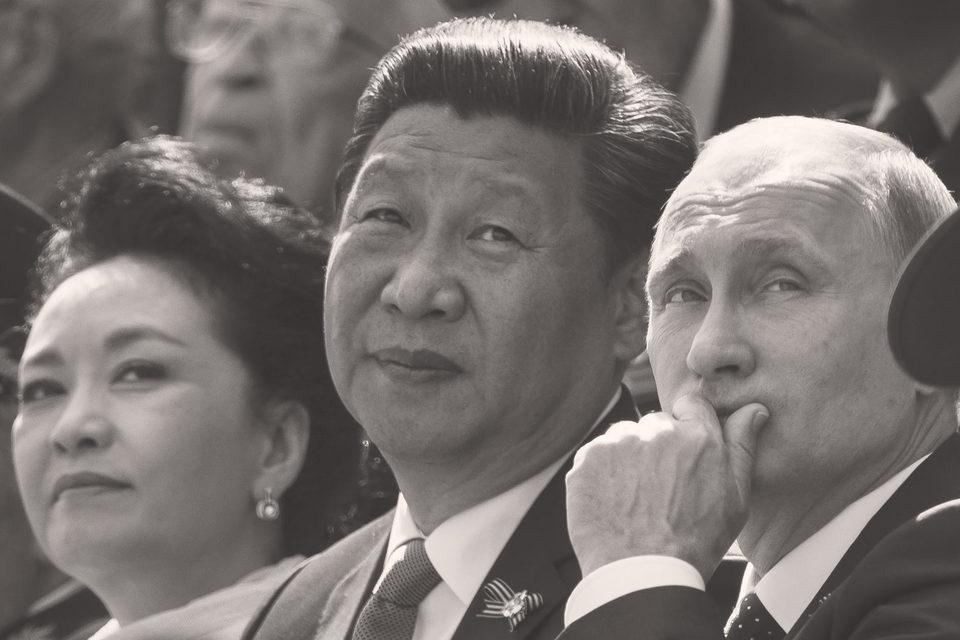 Москву пока не приняли в «большую двойку»