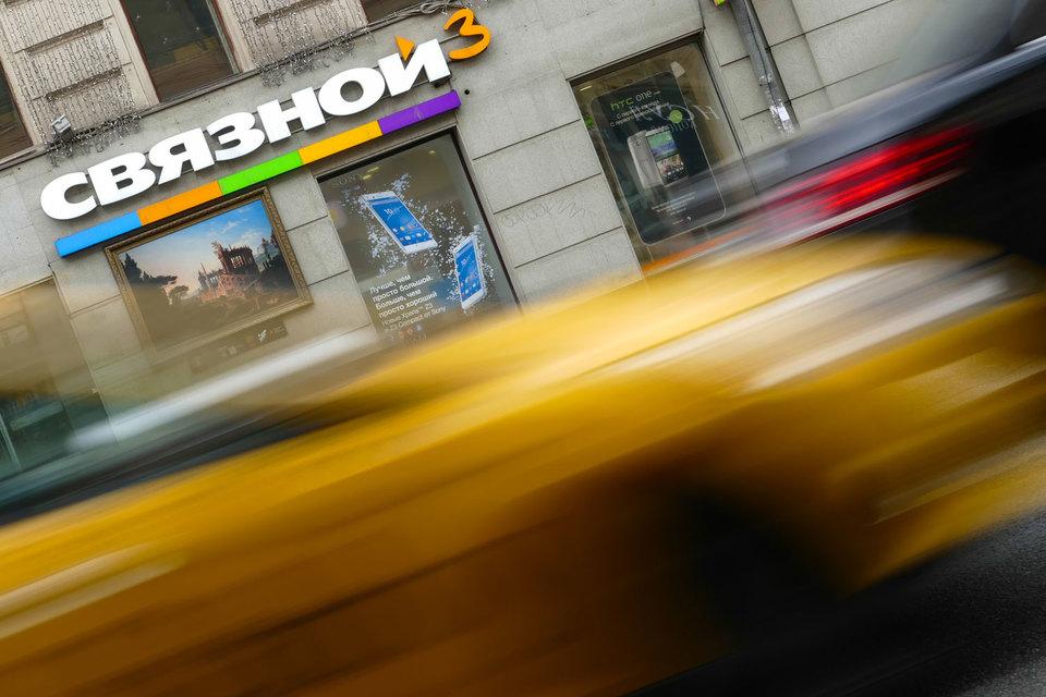 """""""Связной"""" перестанет продавать контракты МТС с 23 августа 2015 г."""