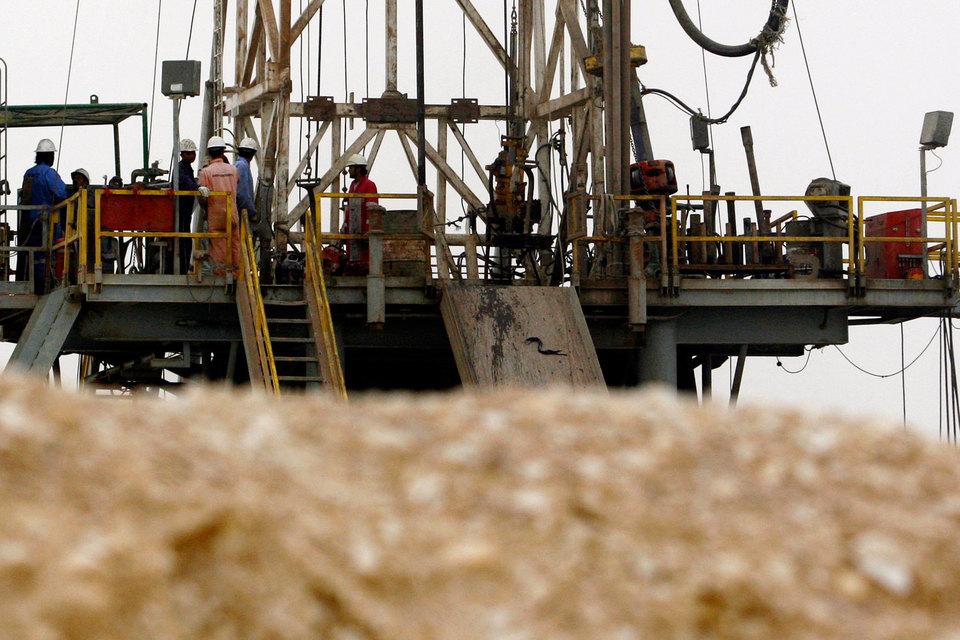 Вместе с Saudi Aramco «Лукойл» работает на месторождениях Тухман и Мушаиб