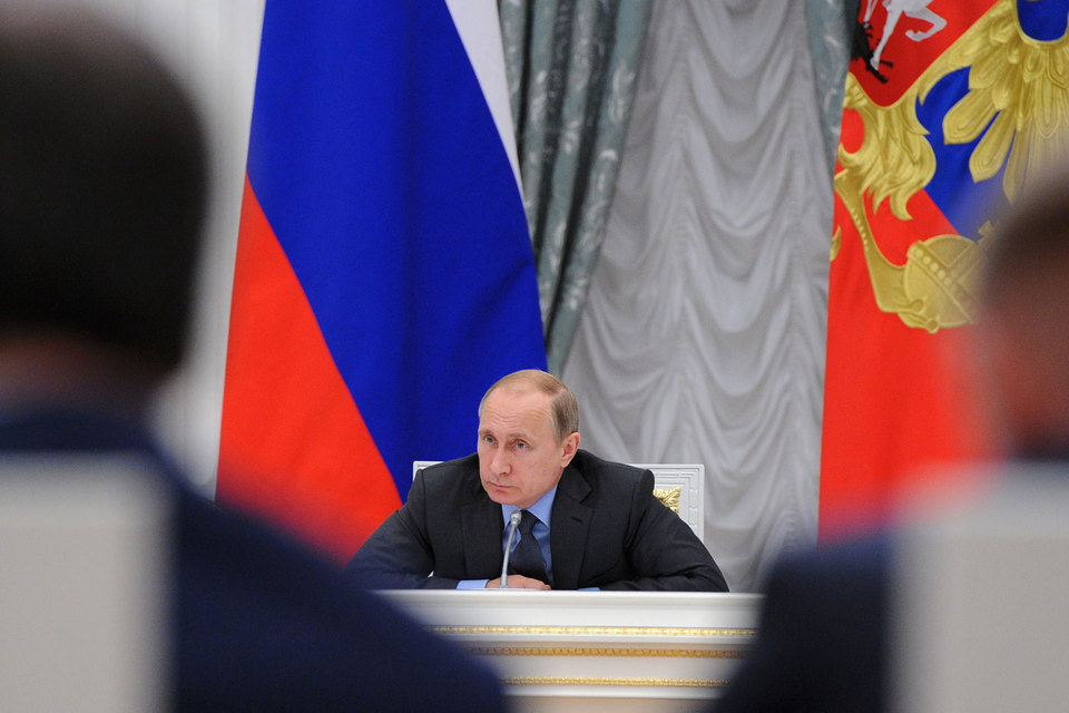 Президент России Владимир Путин сегодня сообщил, что ответные санкции продлены на год
