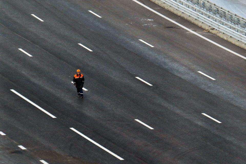 «Автодор» начинает поиск инвестора для строительства 90 км новой платной трассы от Москвы до Санкт-Петербурга