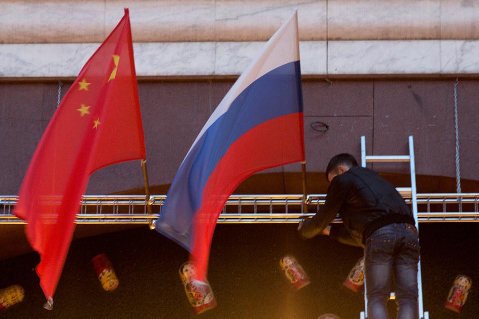 Россия и Китай снимут патриотическое кино о японо-китайской войне 1937 г.