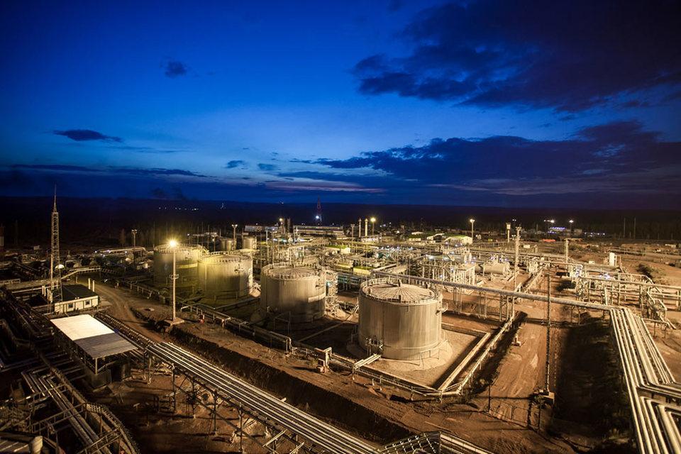 Минэнерго поддержало идею включить в список системообразующих предприятий Иркутскую нефтяную компанию