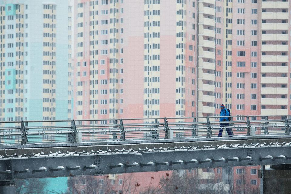Почти 2,1 млн кв. м жилья ввели в Московской области за январь – май 2015 г.