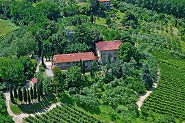 По данным Knight Frank 30% всех запросов на зарубежную недвижимость со стороны граждан России и СНГ касаются именно домов с виноградниками. На фото: винодельческое хозяйство Villa Isabelle вИталии