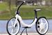 Volkswagen также выставлял свой концепт очень компактного складного электровелосипеда Bik.e рядом с экологической новинкой — концептом электромобиля e-Up! в 2010 г. В отличие от остальных велосипедов от автопроизводителей, он совсем не имеет педального узла  и может классифицироваться как скутер