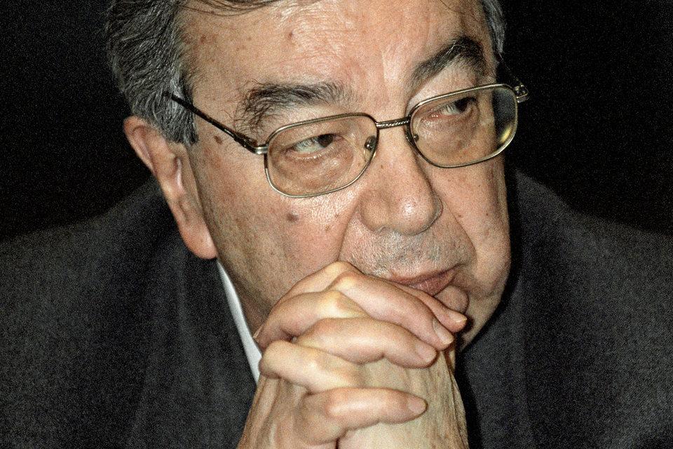 Бывший премьер и министр иностранных дел России Евгений Примаков