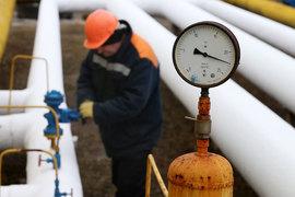 Вместо обычных $100, цена снизится только на $40 за 1000 куб м газа
