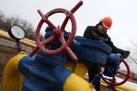 Из-за падения цен на нефть Россия больше чем вполовину сократила скидку на газ для Украины