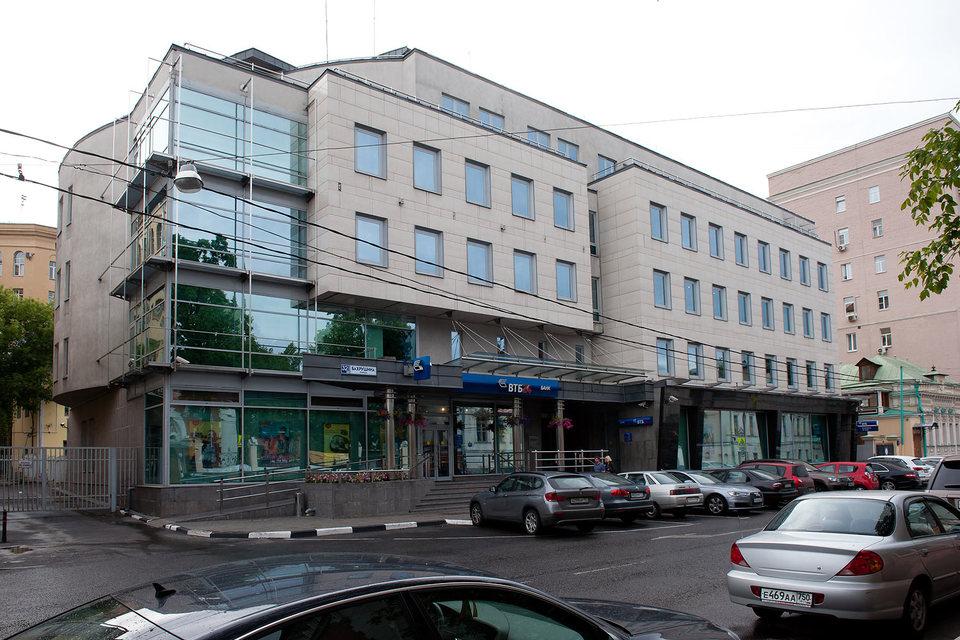 Бизнес-центр «Бахрушин хаус» (на фото) инвесткомпания Sponda продала в полтора раза дешевле, чем купила