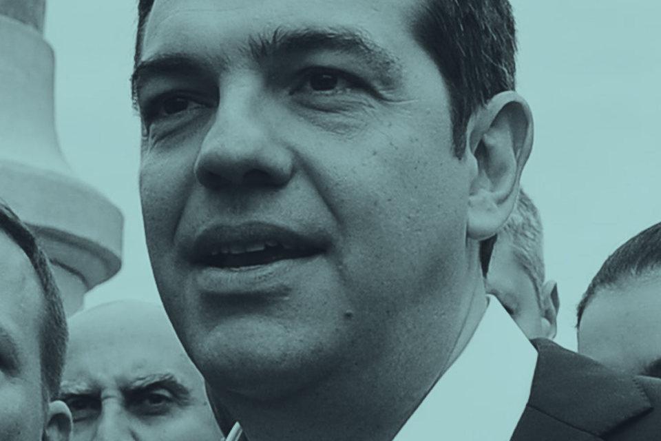 Человек недели: Алексис Ципрас