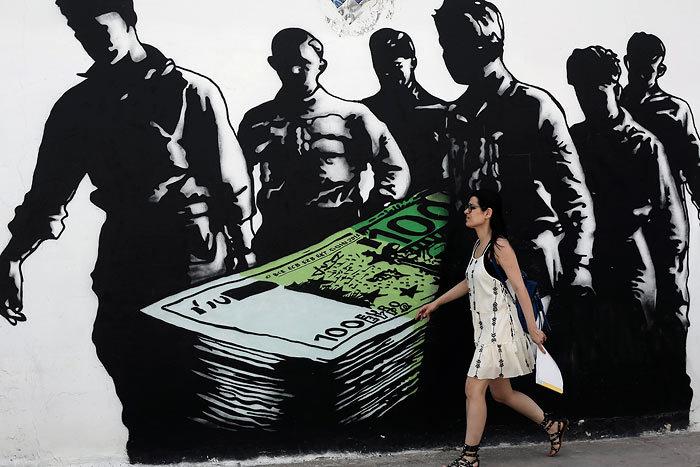 Еврогруппа готовится уже не спасать Грецию, а защищать Европу от последствий дефолта Греции и ее выхода из еврозоны