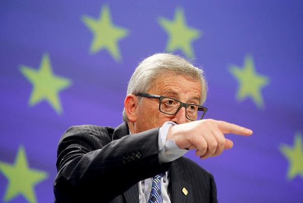 Юнкер разъяснил грекам суть предложений международных кредиторов