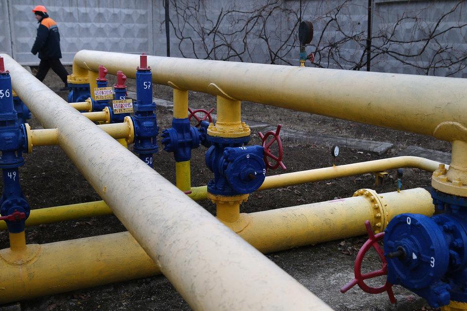 «Нафтогаз» заявил, что приостанавливает закупку газа у «Газпрома» с 1 июля