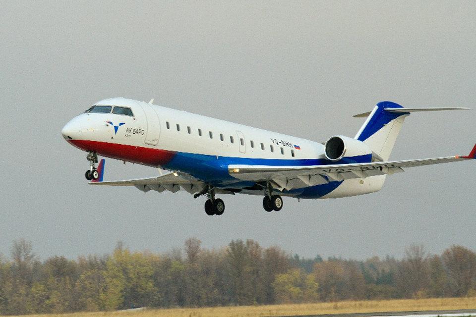 Лизинговые самолеты переходят от одного татарстанского  авиаперевозчика к другому
