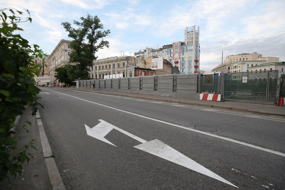 АСТ больше 10 лет назад хотела строить гостиницу на Никитском бульваре