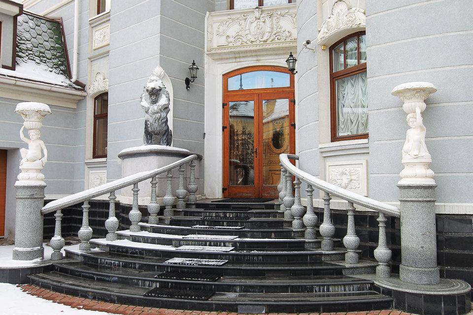 Создание «дворцового интерьера» растянулось на четыре года