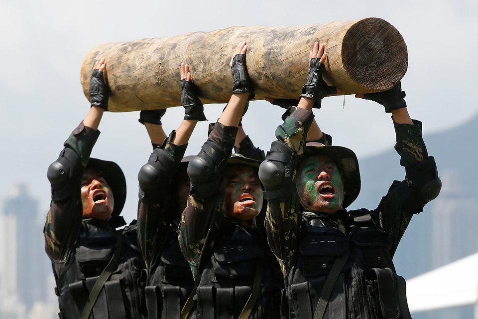 В Китае приняли новый закон о национальной безопасности