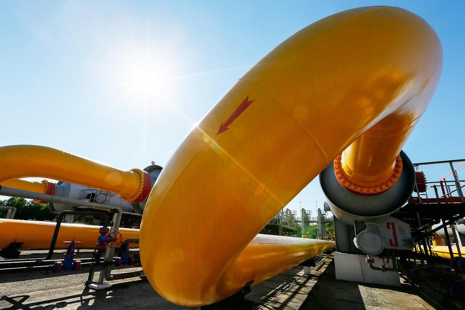 «Нафтогаз» еще во вторник вечером сообщил, что с 1 июля приостанавливает закупки газа у «Газпрома»