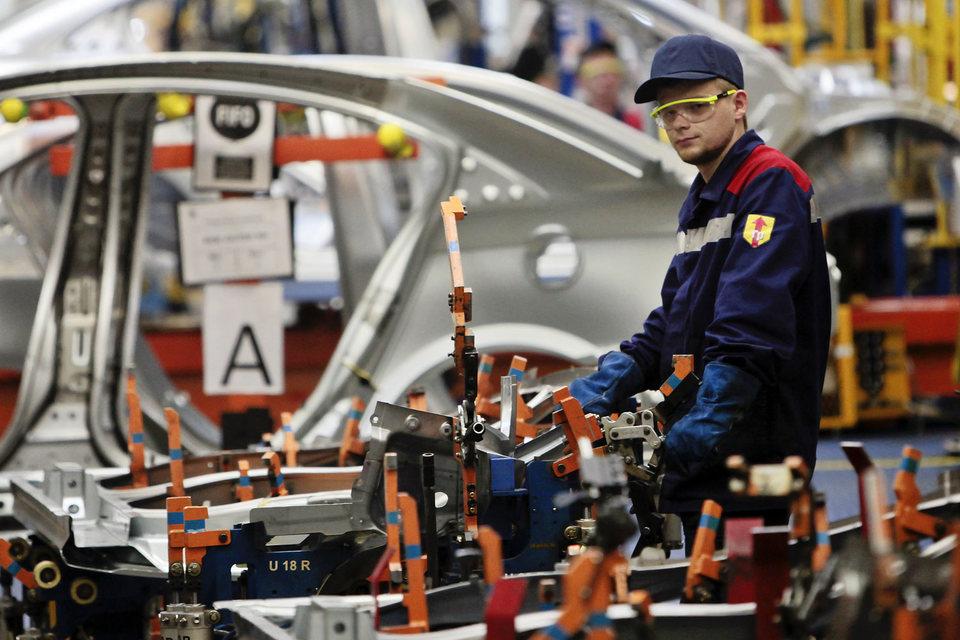 С марта по конец июня на петербургской площадке GM были уволены 583 сотрудника