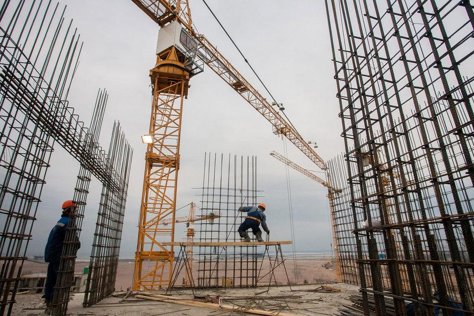 Незавершенное строительство иногда правильнее называть неначатым