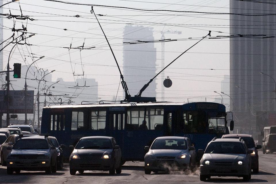 Арам Суварян возглавляет муниципальный центр, управляющий городским транспортом