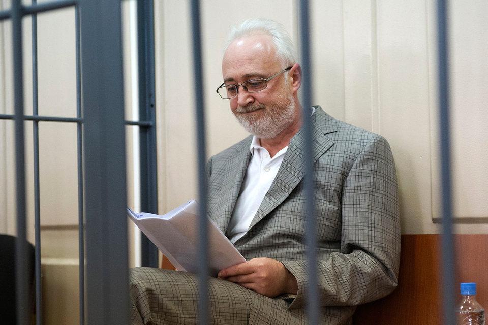 Леонид Меламед помещен под домашний арест