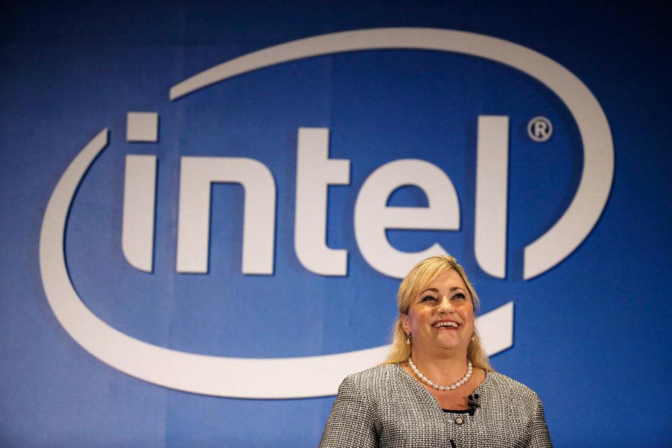 Джеймс заняла пост президента Intel в 2013 г., тогда же совет директоров выбрал гендиректором корпорации Кржанича – он сменил на этой должности Пола Отеллини